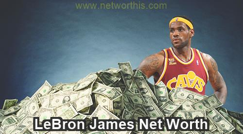 LeBron James Net Worth - 10