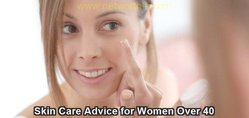 Skin Care Advice for Women Over 40 - 3